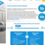 Limiitti – Nosta pikalainaa 100-2000€