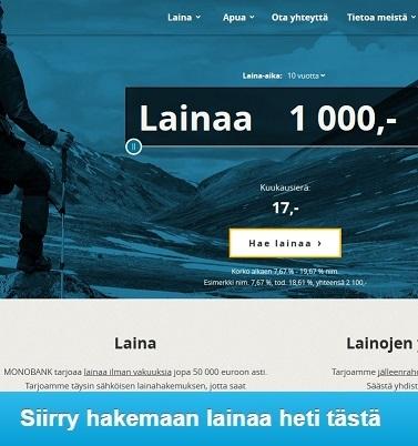 Monobank uutuus, jonka kokemuksia Norjassa nostetaan ainakin korkealle.