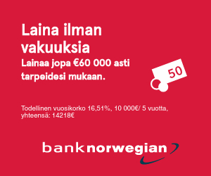 Pikalaina pankkilainan ominaisuuksilla